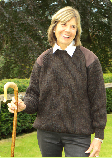 Ladies Golfing Cardigan