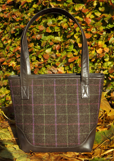 Hebridean Tweed Handbag